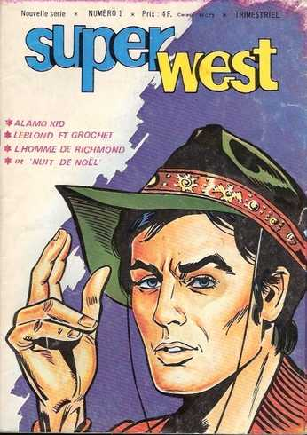 Une Couverture de la Série Super West 2